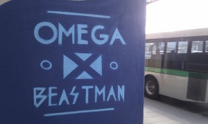 Omega and Beastman
